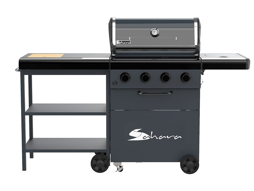 Front of Sahara X475 Barbecue