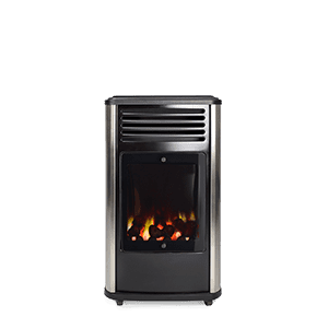 Manhattan Portable Gas Fire. | Sahara BBQs | Universal Innovations
