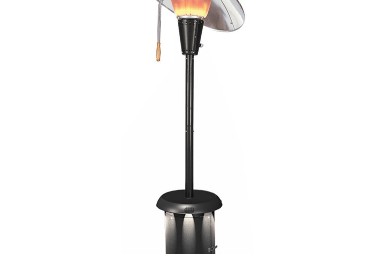 Heat Focus Patio Heater with Speaker and Lights