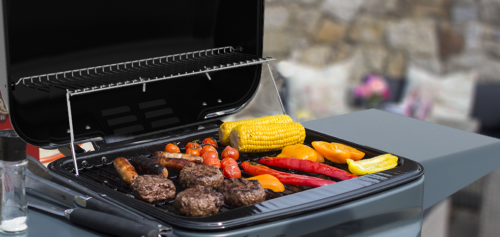 Rapid Assembly_grill_with food