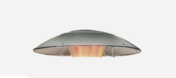 Reflector for 13kw Patio Heater
