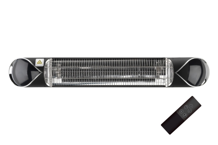 4Carbon Fibre Wall Mounted Heater