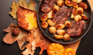 Gas BBQs can be used in autumn as well as summer